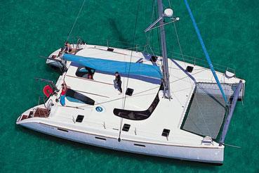Nautitech 40 (code:CRY 219) - Split - Charter boten Kroatië