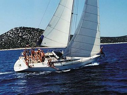Sas Vektor 39 (code:CRY 229) - Сукошан - Чартер ХорватияХорватия