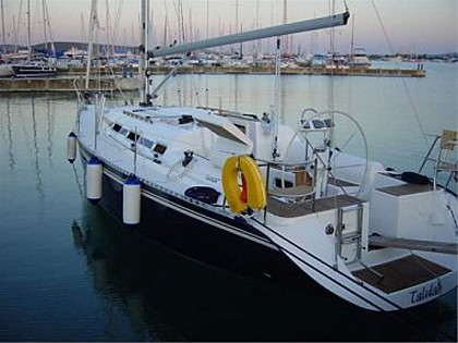 Y 37 (code:CRY 250) - Sibenik - Charter boten Kroatië