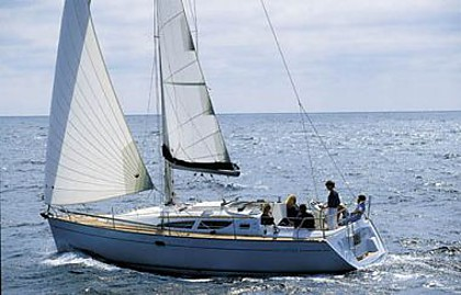 Jeanneau SO 35 (code:CRY 254) - Split - Charter navi Croazia