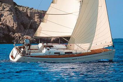 Dufour 34 (code:CRY 256) - Trogir - Charter ships Croatia