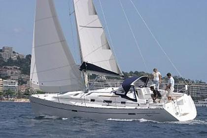 Beneteau Oceanis 343 (code:CRY 261) - Kastel Gomilica - Charter hajókHorvátország