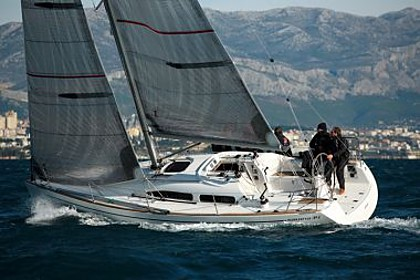 Salona 34 (code:CRY 269) - Kastel Gomilica - Charter hajókHorvátország