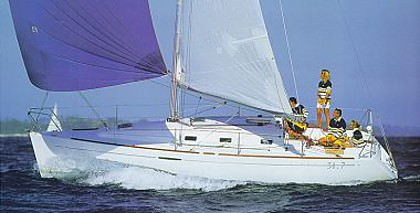 Beneteau First 31,7 (code:CRY 272) - Kastel Gomilica - Charter boten Kroatië