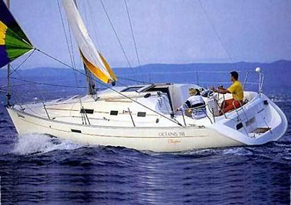 Beneteau Oceanis 311 (code:BYC 273) - Biograd - Charter plovila Hrvatska