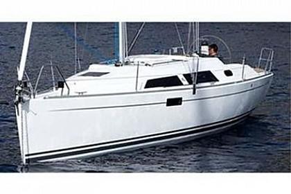 Hanse 320 (code:CRY 278) - Zadar - Charter boten Kroatië