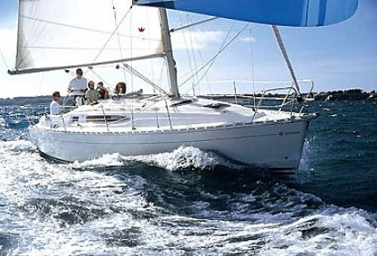 Jeanneau SO 32,2 (code: CRY 282) - Split - Charter embarcation Croatie