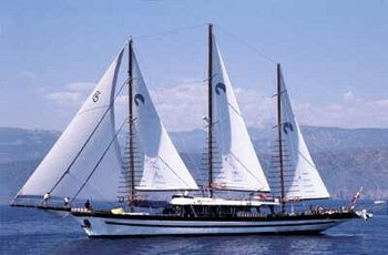 Gulet Barba (code:CRY 287) - Kastel Gomilica - Charter plovila Hrvaška