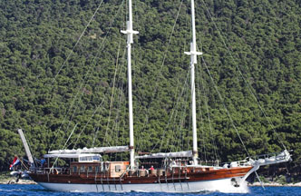 Gulet Libra (code:CRY 288) - Split - Charter embarcation Croatie