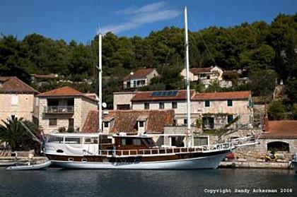 Gulet Croatia (code:CRY 290) - Split - Czarter statki Chorwacja