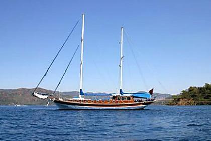 Gulet Angelica (code:CRY 291) - Split - Charter Boote Kroatien