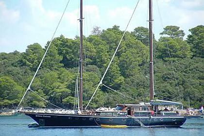 Fortuna Dalmata (code:CRY 292) - Split - Charter boten Kroatië