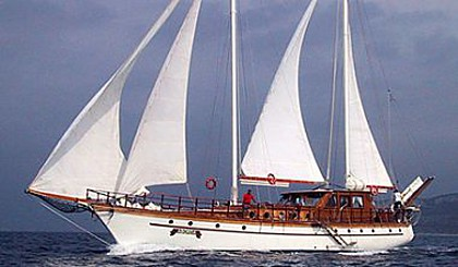 Aborda Schooner (code :CRY 293) - Split - Charter embarcation Croatie