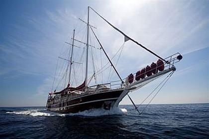 Nostra Vita (code:CRY 294) - Dubrovnik - Charter ships Croatia