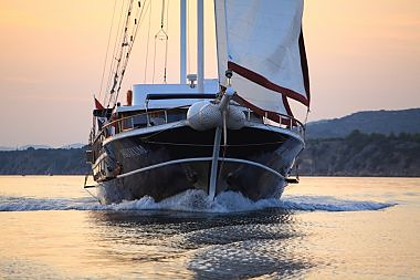 Gulet Aurum (code:CRY 295) - Sibenik - Czarter statki Chorwacja