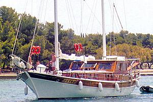 Bonaventura Gulet (code:CRY 297) - Split - Charter hajókHorvátország