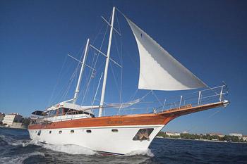 Gulet Vito (code:CRY 299) - Zadar - Charter Boote Kroatien