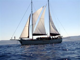 Ketch Morning Star (code:CRY 301) - Šibenik - Charter plovila Hrvatska