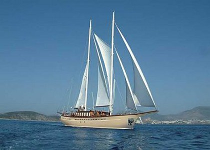 Queen Of Adriatic (code:CRY 302) - Sibenik - Charter embarcation Croatie