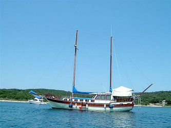 Gulet Ilario (code:CRY 303) - Opatija - Charter embarcation Croatie