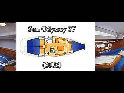 Sun Odyssey 37 (CBM Realtime) - Biograd - Czarter statki Chorwacja