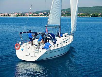 Cyclades 43.4 (CBM Realtime) - Sukosan - Charter navi Croazia
