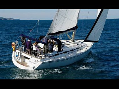 Eminence 40 (CBM Realtime) - Sukosan - Charter Boote Kroatien