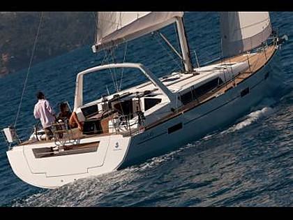 Oceanis 45 (CBM Realtime) - Sukošan - Charter plavidlá Chorvátsko