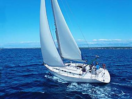 Vektor 401 (CBM Realtime) - Sukosan - Charter Boote Kroatien