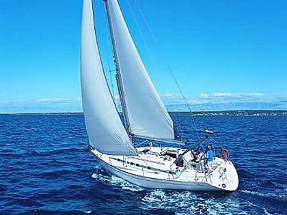 Vektor 401 (CBM Realtime) - Sukošan - Charter plovila Hrvaška