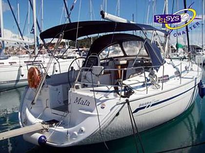Bavaria 37 Cruiser (CBM Realtime) - Rogoznica - Charter navi Croazia
