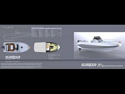 Salpa 20.5 GT (CBM Periodic) - Sukosan - Charter boten Kroatië