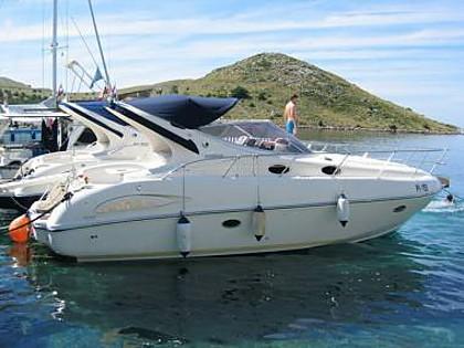 Salpa 31.5 (CBM Periodic) - Sukosan - Charter embarcation Croatie