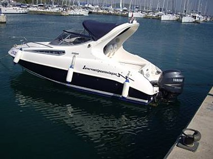 Salpa 20.5 (CBM Periodic) - Sukosan - Charter Boote Kroatien