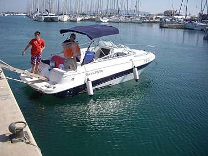 Glastron GS 219 (CBM Periodic) - Sukosan - Charter boten Kroatië