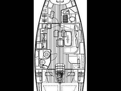 Bavaria 40 (CBM Realtime) - Murter - Charter Boote Kroatien