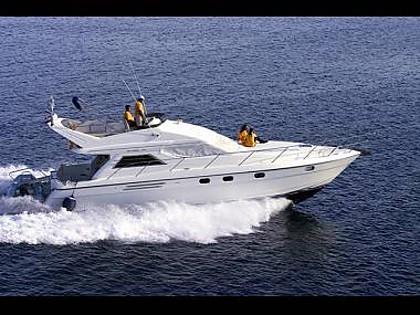 Princess 470 (CBM Realtime) - Primosten - Charter hajókHorvátország