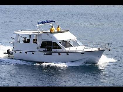 Staryacht 1940 (CBM Realtime) - Primosten - Charter Boote Kroatien