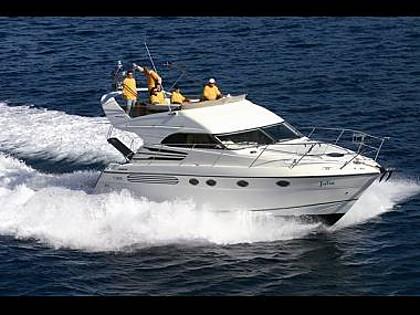 Fairline Phantom 40 (CBM Realtime) - Primosten - Charter navi Croazia