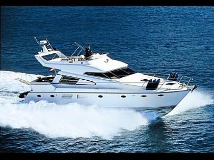Johnson 56 (CBM Realtime) - Primošten - Charter plavidlá Chorvátsko
