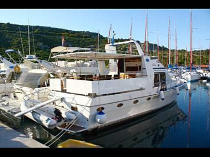 Staryacht 1670 (CBM Realtime) - Primošten - Charter plavidlá Chorvátsko