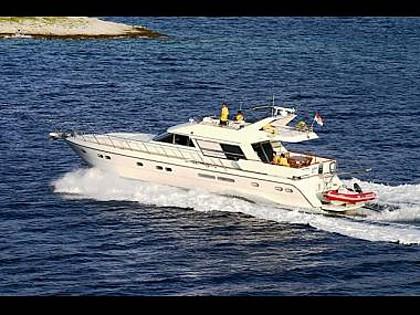 Yaretti 2110 (CBM Realtime) - Primosten - Charter embarcation Croatie