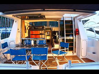 Ferretti 52 (CBM Realtime) - Primosten - Charter boten Kroatië