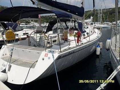 Salona 45 (CBM Realtime) - Trogir - Charter Boote Kroatien