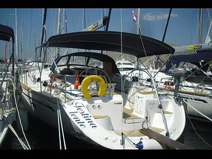 Bavaria 50 (CBM Realtime) - Trogir - Charter plovila Hrvaška