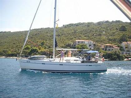 Oceanis 393 Clipper (CBM Realtime) - Dubrovnik - Charter ships Croatia
