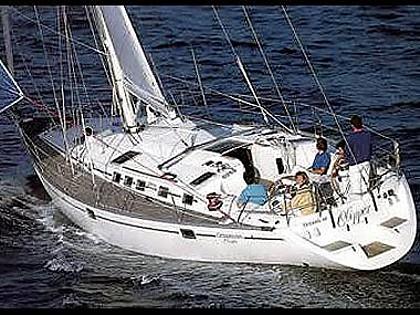 Oceanis 510 (CBM1) - Split - Charter plovila Hrvatska