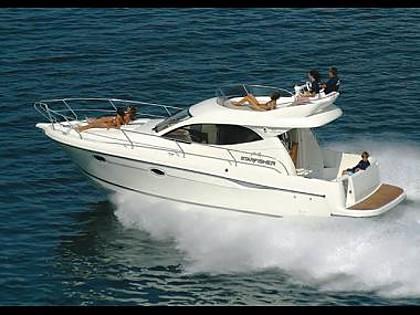 Star Fisher 34 (CBM Realtime) - Primošten - Charter plovila Hrvatska