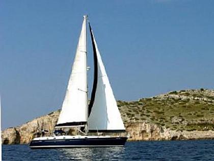 Beneteau 50-5 (CBM Periodic) - Sukošan - Charter plovila Hrvaška
