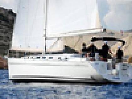 Cyclades 50.4 (CBM Periodic) - Sukosan - Charter ships Croatia